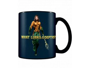 Měnící se hrnek DC Comics: Aquaman (315 ml)
