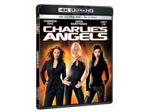 Charlieho andílci (4k Ultra HD Blu-ray + Blu-ray)