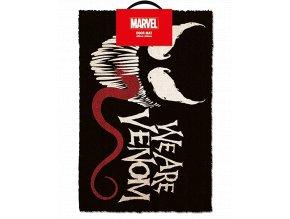 Rohožka Marvel: Venom (60 x 40 cm)