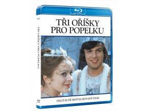 Tři oříšky pro Popelku (Blu-ray)