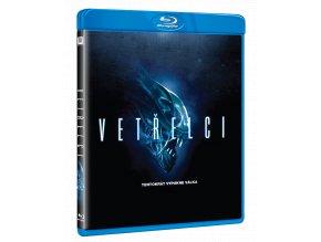 Vetřelci (Steelbook, Blu-ray, původní i rozšířená verze)