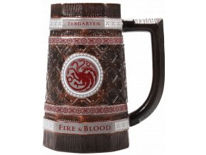 Korbel Game of Thrones: Targaryen (900 ml)