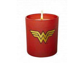 Svíčka DC Comics: Wonder Woman (520 g, 50 hodin hoření)
