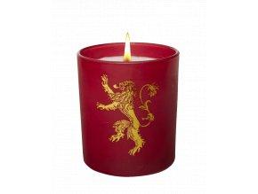 Svíčka Game of Thrones: Lannister (520 g, 50 hodin hoření)