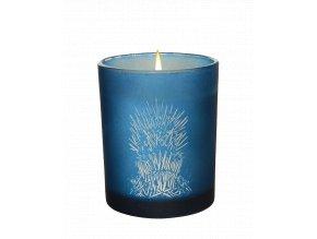 Skleněná svíčka Game of Thrones: Železný trůn (220 g, 25 hodin hoření)