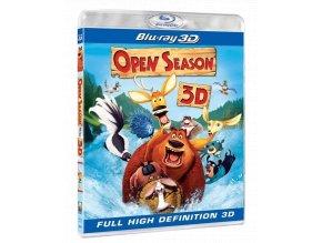 Lovecká sezóna (Blu-ray 3D/2D)