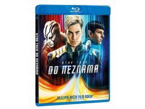 star trek do neznama blu ray
