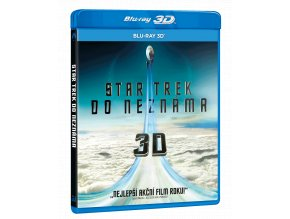 star trek do neznama blu ray 3d