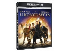 U konce světa (4k Ultra HD Blu-ray + Blu-ray)