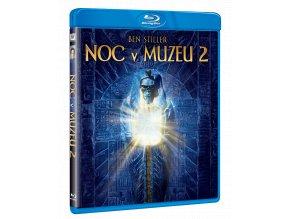 Noc v muzeu 2 (Blu-ray)