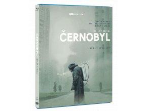 Černobyl (minisérie HBO, 2x Blu-ray)