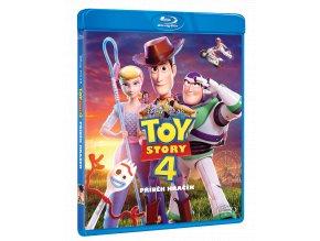 Toy Story 4: Příběh hraček (Blu-ray)