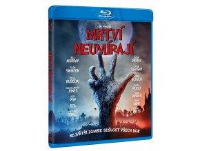 Mrtví neumírají (Blu-ray)
