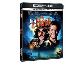 Hook (4k Ultra HD Blu-ray + Blu-ray)