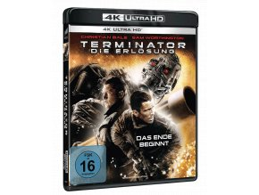 Terminator Salvation (4k Ultra HD Blu-ray)