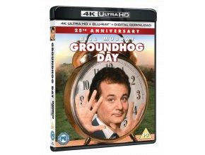 Na Hromnice o den více (4k Ultra HD Blu-ray + Blu-ray, CZ pouze na UHD)