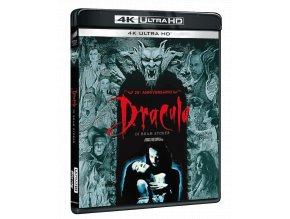Drákula (1992, 4k Ultra HD Blu-ray + Blu-ray)