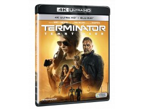 Terminátor: Temný osud (4k Ultra HD Blu-ray + Blu-ray)