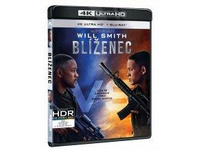 Blíženec (4k Ultra HD Blu-ray + Blu-ray)