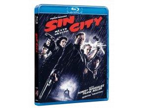 Sin City - město hříchu (Blu-ray)