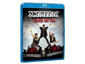 Scorpions: Get Your Sting and Blackout (Blu-ray 3D/2D)
