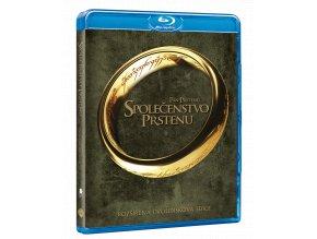 Pán prstenů: Společenstvo prstenu (Rozšířená edice, 2x Blu-ray)