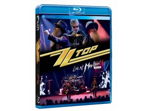 ZZ Top: Live at Montreux (Blu-ray)