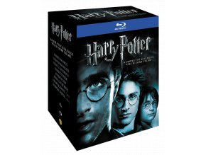 Harry Potter (Blu-ray kolekce 1-8)