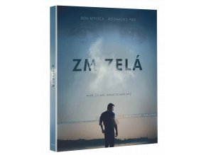 Zmizelá (Blu-ray, Digipack s bookletem Amazing Amy)