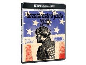 Bezstarostná jízda (4k Ultra HD Blu-ray + Blu-ray)