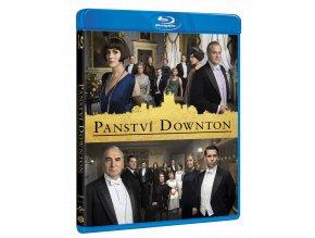 Panství Downtown (celovečerní film. 2019, Blu-ray)