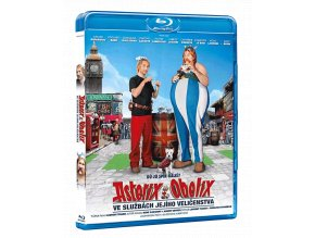 asterix a obelix ve slkuzbach jejiho velicenstva blu ray 3d