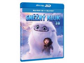 Sněžný kluk (Blu-ray 3D + Blu-ray 2D)