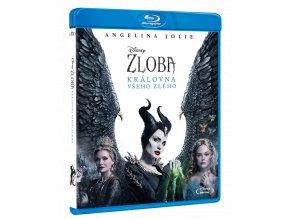Zloba: Královna všeho zlého (Blu-ray)