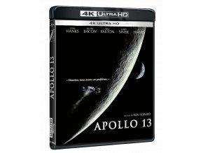 Apollo 13 (4k Ultra HD Blu-ray + Blu-ray, CZ pouze na UHD)
