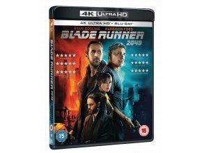 Blade Runner 2049 (4k Ultra HD Blu-ray + Blu-ray, CZ pouze na UHD)