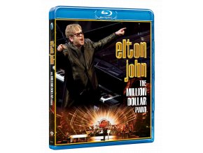 Elton John: The Million Dollar Piano (Blu-ray)
