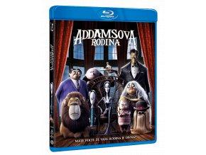 Addamsova rodina (2019, Blu-ray)