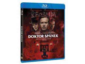 Doktor Spánek od Stephena Kinga (Kinosestřih + Director´s Cut, Blu-ray)