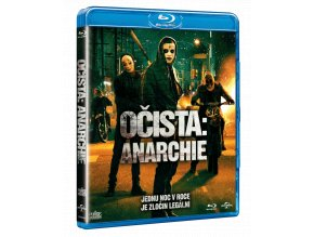 ocista anarchie blu ray