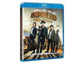 Zombieland 2: Rána jistoty (Blu-ray)