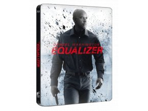 equalizer blu ray steelbook