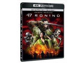 47 róninů (4k Ultra HD Blu-ray + Blu-ray)