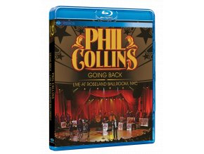 Phil Collins: Going Back (Live at Roseland Ballroom, New York, Blu-ray)