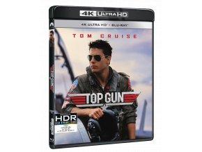 Top Gun (4k Ultra HD Blu-ray + Blu-ray)