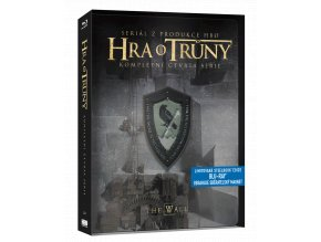 hra o truny 4 blu ray steelbook