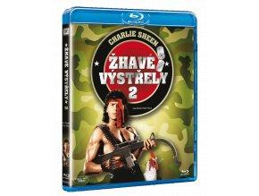 Žhavé výstřely 2 (Blu-ray)