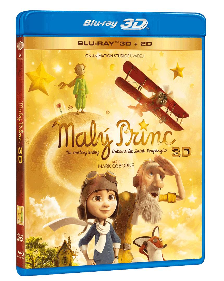 Malý princ (Blu-ray 3D)