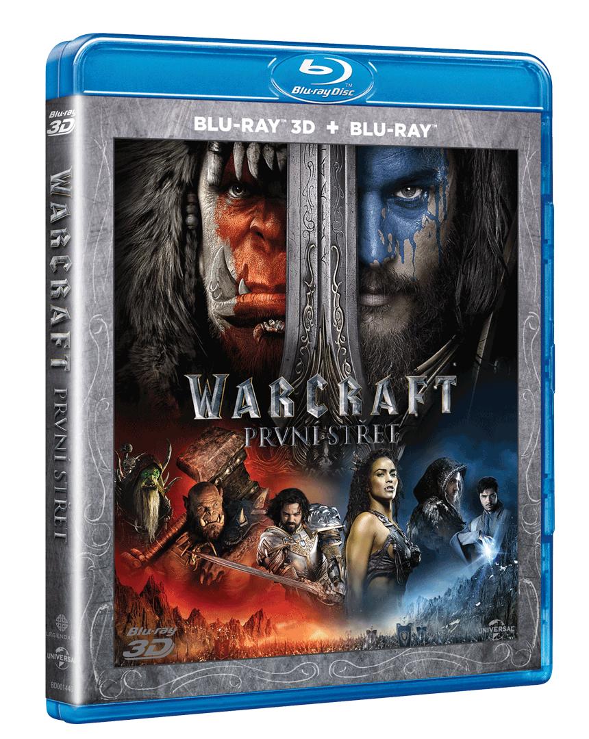Warcraft: První střet (Blu-ray 3D + Blu-ray 2D)