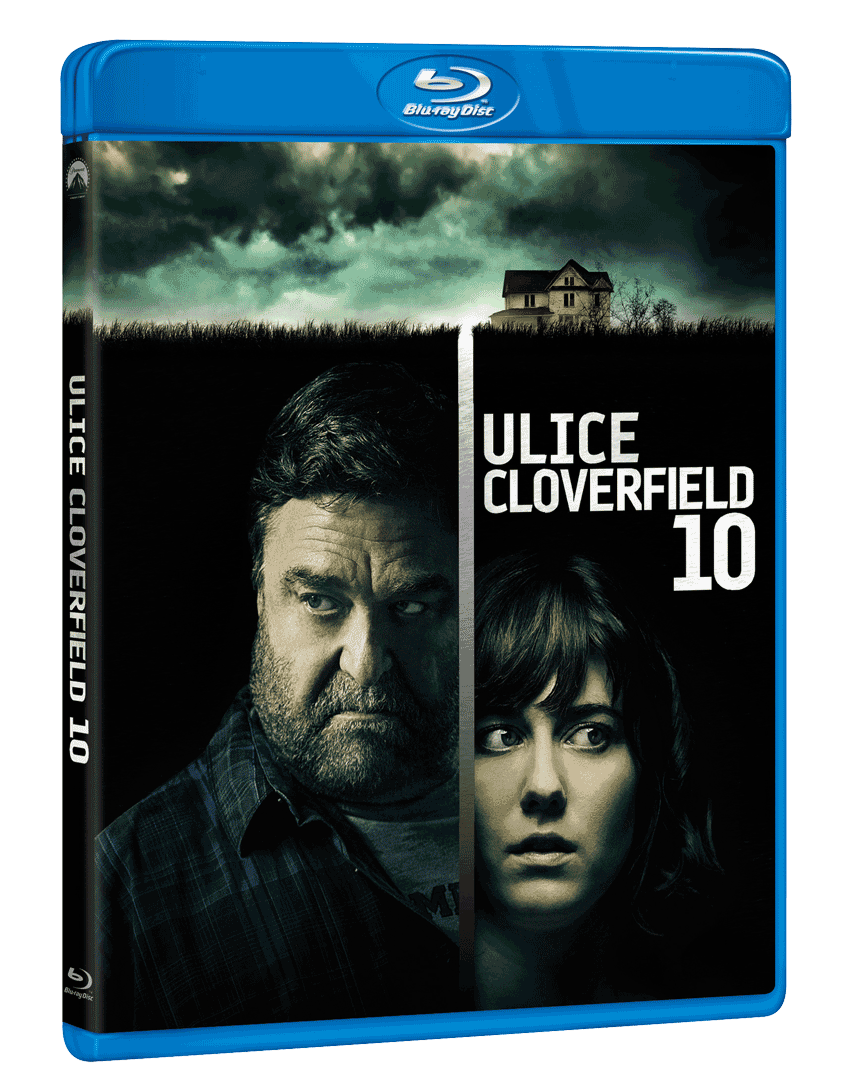 Ulice Cloverfield 10 (Blu-ray)